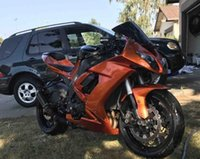 New ABS motorcycle Fairings set Fit For Kawasaki Ninja ZX- 10...