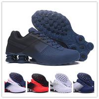 new arrival 3e5eb fd945 shox Designer Hommes Femmes Shox Chaussures De Course Livraison OZ NZ TLX  Shox Athlétique Baskets Sport