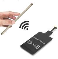 소매와 어댑터 유니버설 충전 전화 삼성 타입 C 5V / 1A에 대한 QI 무선 충전기 수신기 마이크로 USB 타입 C