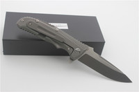 Samier Knives Originality M01 Custom Flipper Folding Knife V...