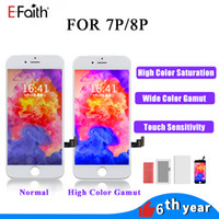 High Color Gamut Quality LCD Screen For iPhone 8 Plus  7 Plu...