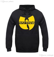 Wholesale- wu tang clan hoodie for men classic style winter s...