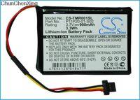 Cameron Sino 900mAh Battery P11P20-01-S02 for TomTom XXL 540S, Route XL, 540M, 540T, 540TM, 550,550M,550T,550TM, XXL540, XXL540S