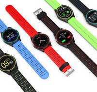 Лучшее качество V9s Smart Watch IP68 Водонепроницаемый спорт открытый часы SmartWatch фитнес-трекер сообщение напоминание для Android