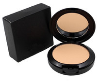 Hot Gesicht Stiftung Make-up-Puder Kuchen leicht zu tragen Gesichtspuder Blot Pressed Powder Sun Block Foundation 15g NC NW