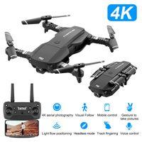 Neue Mini-Drohne Selfie WIFI FPV GPS mit 1080P 4K HD-Kamera faltbare RC Quadcopter