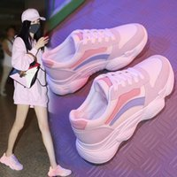 Shoes woman 2018 fashion hot light breathable mesh summer wo...