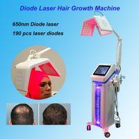2019 새로운 다이오드 레이저 머리 성장 기계 / 최신 좋은 품질 다이오드 레이저 머리 재성장 / 다이오드 레이저 탈모 치료