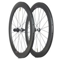 2019 newest 50mm x 25mm clincher light bike wheelset bicycle...