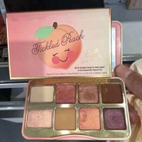 2018 FACED Makeup Tickled Peach Mini 8 Colors Waterproof Eye...