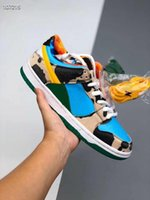 New ice cream SB Dunk Low Chunky Dunky milk White Lagoon Pul...