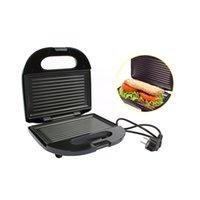 kahvaltı makinesi barbekü fırın ekmek kızartma Panini plaka Waffle ızgara SICAK SATIŞ Fonksiyonlu Elektrikli Mini Sandviç Makineleri