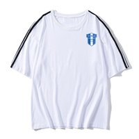 Futbol Tişörtlü yetişkin Kısa kollu futbol Formalar yaz moda Boş Marka Futbol shirt T-Shirt PLOCK Wisla