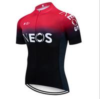 Ciclismo Jersey 2020 Pro Team INEOS bicicleta roupas de verão respirável MTB Jersey Ropa Ciclismo
