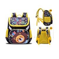 Новый 5D Открытый Малыш Мальчики Доставка Доставка Сумка Бренд Высококачественный Рюкзак Швы Сшивание Свободные Школы Путешествия Дизайнерские Сумки Двухцветная сумка NDAOO
