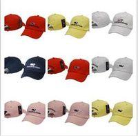 7d603ce54 Wholesale polo hats for sale - Group buy vineyard vines Cap Men Women  designer god polo