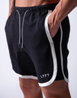 2020 Summer Course à Pied Shorts Hommes Sport jogging Fitness Shorts Quick Dry Hommes Gym Hommes Sport gymnases 2 1 Homme Mode