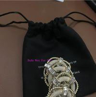 Nuovo scavi fuori C Moda meravigliosa spilla Swin tema anello di perle di lusso regalo accessori di raccolta del partito simbolo breastpin della moda con du