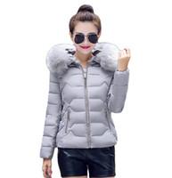 kısa ropa de invierno para mujer femme kot kadın artı boyutu rahat mont ROC 2018 kadın kış ceket kore stili Uçan