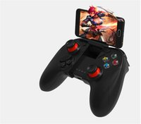 Venta al por mayor SC-BC-04 Controlador de juegos inalámbrico Bluetooth Gamepad para Android iOS Teléfono Tablet PC Mini PC Laptop TV BOX Por SZQY