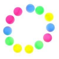 12 개 조각 모듬 색상 맥주 테이블 공 탁구 공 엔터테인먼트 파티 장난감 공