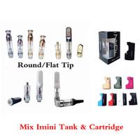 Imini Thick Oil Cartridges Vaporizer Starter Kit 480mAh Box Mod-Batterie für 510 Gewinde und TH205TH210 Tank Wax Atomizer Vape Pen