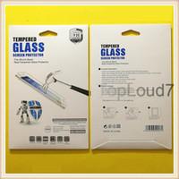 빈 소매 상자 패키지 ipad air2 5 6 234에 대한 강화 유리 화면 보호기에 대한 종이 포장 상자 가방 미니 새로운 ipad 2017