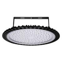 UK Disponibilité 500W LED haute baie d'éclairage UFO Eclairage industriel 6000K IP65 entrepôt LED Lights Bay Commercial pour Garage Usine Atelier Gym