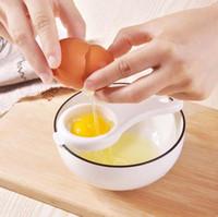 Separatore di tuorli d'uovo Separatore di uova separatore di filtri Setaccio d'uovo Strumento di cottura per la cucina Gadget per lavastoviglie Regalo sicuro per lavastoviglie DHL