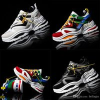 messi shoes Triple- S Casual Shoes Luxury Dad ShoesTriple- S S...