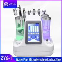 6in1 воды Пилинг для лица Beauty BIO Ультразвуковая машина кожи Микродермабразия Hydro Peel HydraFacial дермабразия Hydra Peel Spa Оборудование