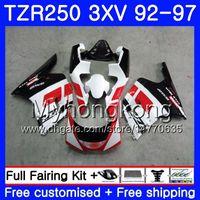 Kit For YAMAHA TZR 250 3XV YPVS TZR-250 92 93 94 95 96 97 245HM.1 stock black red TZR250RR RS TZR250 1992 1993 1994 1995 1996 1997 Fairing