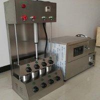 Venda Hot Pizza Cone máquina Equipamento de comércio industrial Pizza Cone faz a máquina Elétrica e Pizza Forno Máquina de preço