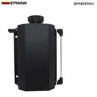 EPMAN Evrensel 2L Alaşım Motor Yağı Yakıt Gaz Yakalamak Can Havalandırma Tankı Şişe Soğutucu Radyatör Taşma Tankı EPYXFST011