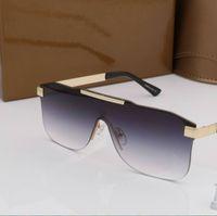2019 New fashion Luxury Aviator- Style Sunglasses Men Women F...