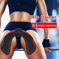 Schnelles Schiff ABS EMS Hip Muskelstimulator Abnehmen Maschine Stimulation Getriebe Gesäß Po Lifting Toner Trainer Fitness Massager Unisex Frauen