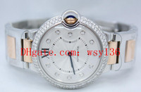 Topselling высокое качество 18-каратного розового золота и стали WE902031 женские кварцевые часы женская мода Wathces