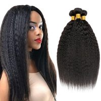pêlos humanos reais peruanos retos perucas de cabelo real