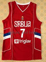 ... Serbia Retro Classic Basketball Jersey Mens Stitched Jerseys. US  26.75    Piece. New Arrival 91eb5f411
