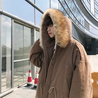 2018men' s Winter New Corduroy Section Thickening Plus C...