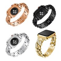 Rhinestone Diamond Women Watch Bracelet for Apple Watch Band...