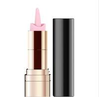 Lippenstift Springen Egg AV Zunge Lecken Vibrator G-Punkt-Anreger-USB aufladbare Female Masturbation