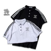 2019 Summer Brand Top Mens T-Shirt short sleeves black White T Shirt Men Designer t shirt Tee Men's Polos fashion TShirt S850