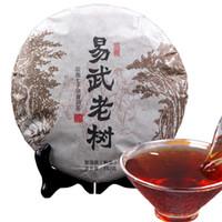 Préférés Ripe Puer thé gâteau Yunnan Yiwu arbre ancien Puer thé Pu'er naturel organique vieil arbre de cuisson des aliments Puer Noir Puerh Thé Gâteau