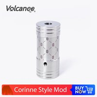 Volcanee SXK Corinne Style Mod Mini 18350 Mechanical Mod for...