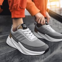 2019 new arrival retro style men casual shoes high quality l...