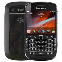 Ristrutturato originale Blackberry Bold Touch 9900 schermo 8GB ROM 5MP fotocamera touch da 2,8 pollici + tastiera QWERTY 3G il telefono mobile astuto DHL 1pcs