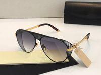 유니섹스 스타일 자동차 브랜드 안경을위한 비전 새로운 선글라스 패션 탑 야외 UV400 안경 타원형 프레임 케이스 고품질 상자