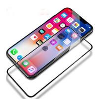 Мягкая керамическая пленка для iPhone XS MAX XR X 8 7 Plus 6 6 S Plus Взрывозащищенный матовый отпечаток пальца