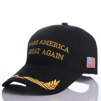 2020 Trump Embroidery Ball Cap Make America Great Again Baseball Caps Trucker Cap Summer Casquette Mesh Visor Snapbacks Ponytail Hats A41205